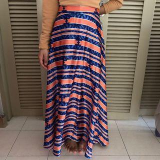 Long Skirt #GayaRaya