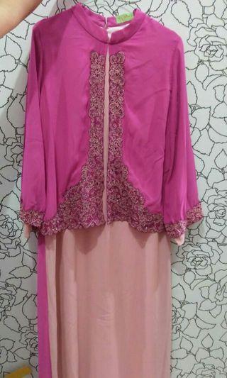 Dress Muslim / Gamis Muslim
