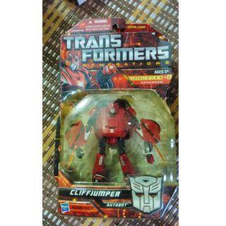 transformers generation cliffjumper  bob