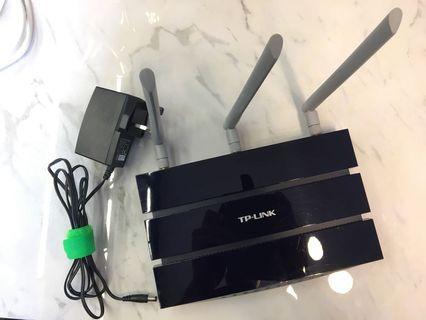 TP-LINK wireless N gigabit router