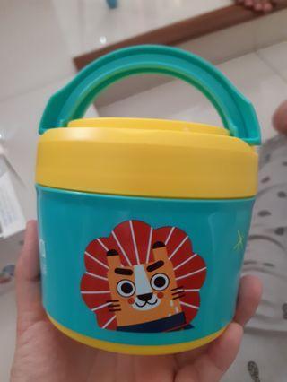 Baby vacuum thermos mpasi food jar #RamadanSale