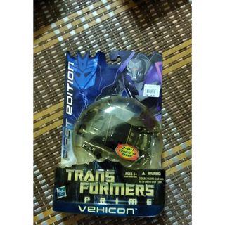 transformers prime vehicon mib