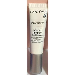 割價!LANCOME Blanc Expert Melanolyser [AI]™ Spot Eraser 全方位瞬白亮肌淡斑精華素 10ml