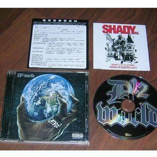 EMINEM D12 WORLD CD