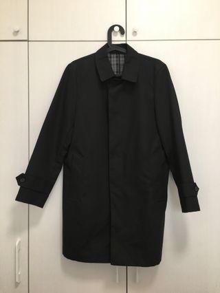 🚚 Gu 風衣大衣 外套 長版