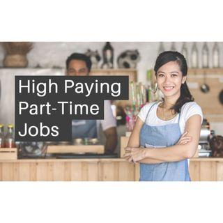 Part Time Job Available