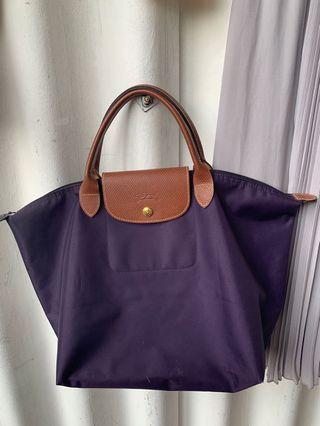 Authentic longchamp bag