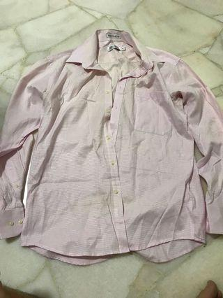 3 formal shirts for $18