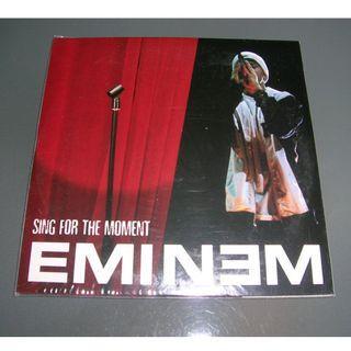 Eminem Sing for the Moment CD single