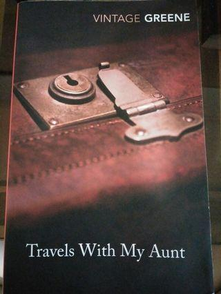 🚚 Travels with my aunt by graham greene