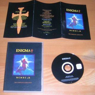 Enigma MCMXC aD  DVD 歐版