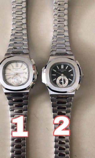 Jam Tangan Pria P4TEK Philippe 42mm Premium AAA