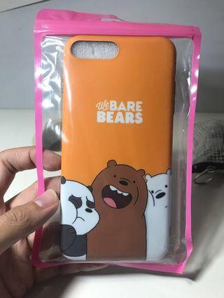 🚚 Bare Bears IPhone 7 Plus Casing