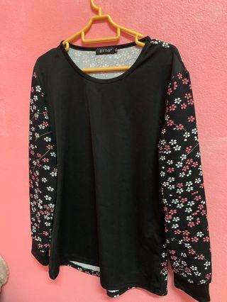 Otto Floral Blouse