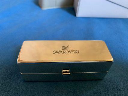 SWAROVSKI 水晶 唇膏盒