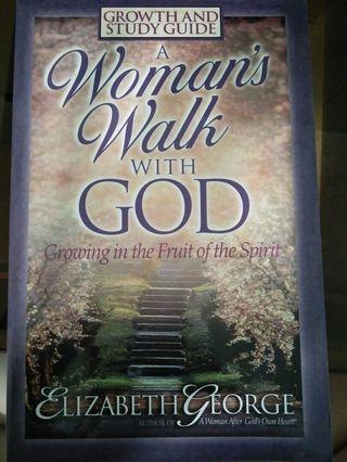 🚚 A womans walk with god by Elizabeth George