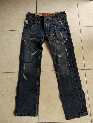 Tough Jeansmith Jeans
