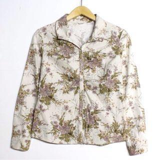 Floral Shirt #BAPAU