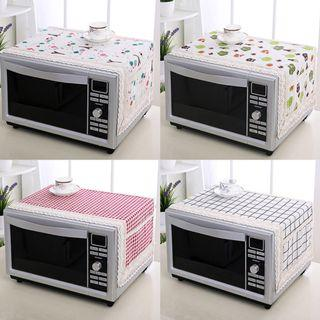 Dust Cover Lace Fabric Oven Cover