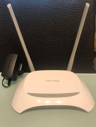 TP-LINK wireless router 無線路由器