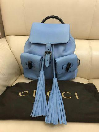 Gucci bag backpack