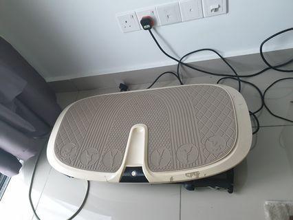 Gintell vibration platform 3d