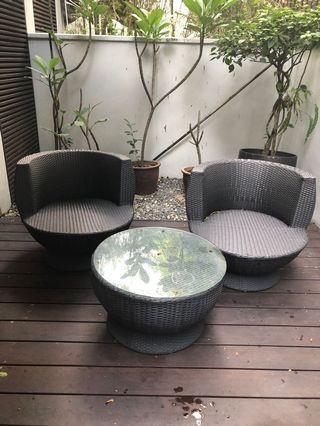 🚚 Outdoor Furniture on good condition
