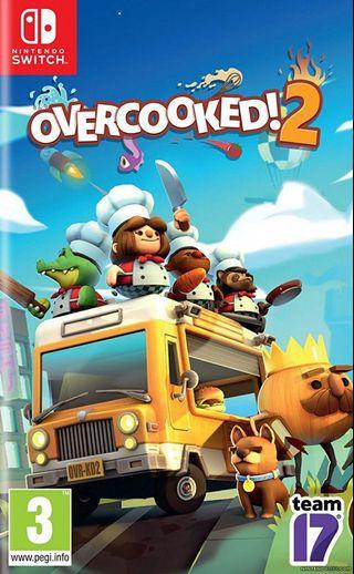 🚚 Wts or wtt overcooked 2