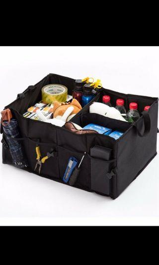 Car Boot Organiser Foldable Car Trunk Organizer