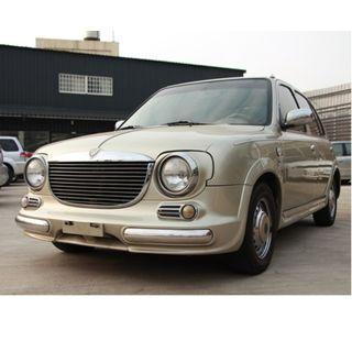 2004 Nissan 復古罵曲 1.3 金 FB搜尋 : 『阿文の圓夢車坊』