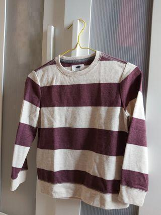 #BAPAU sweater branded