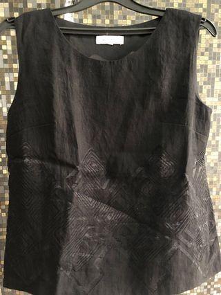 #BAPAU black top White mode XL