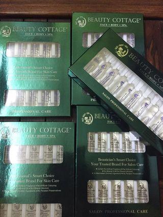 Beauty Cottage Ampoules