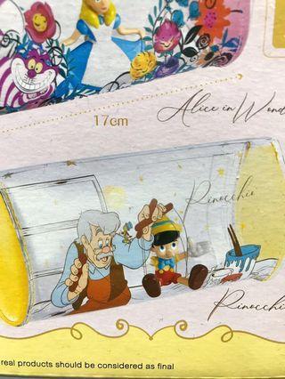 迪士尼7-11木偶奇遇記袋