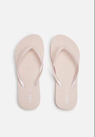 Rubi Slippers (Peach Nude) Size 40