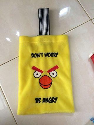 #BAPAU Tas Kain Angry Birds