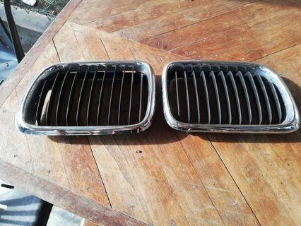 Bwm e36 front grill