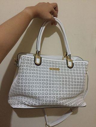 Palomino White Bag