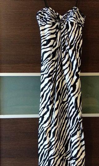 #GayaRaya Evening Gown Dress.