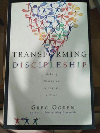 🚚 Transforming discipleship by Greg Ogden