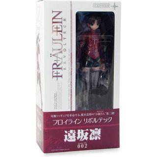 Kaiyodo Revoltech Fraulein 002 Rin Tohsaka