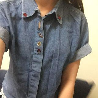 Jeans Top