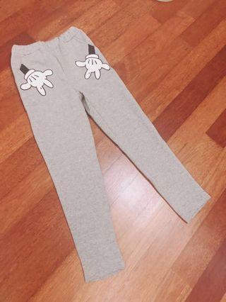 Highwaist Grey Sweatpants / jogger pants #GayaRaya