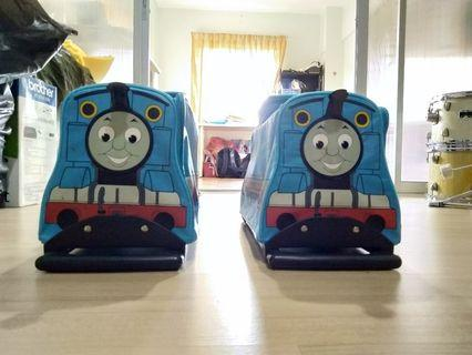 Thomas And Friends luggage trolley bag