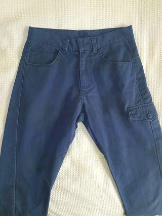Skinny Chino Pants - Roger David