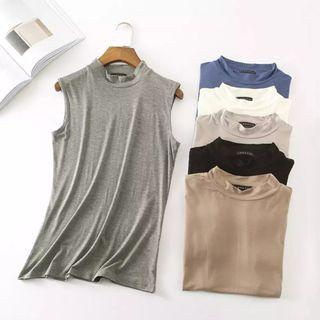 [PO] Minimalist Turtle-Neck Top (47)