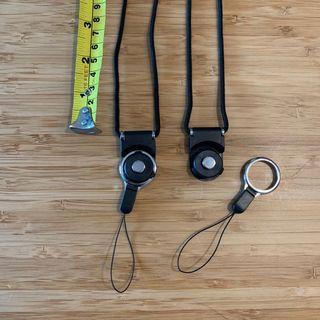 掛頸手機繩,證件繩(部份可拆)