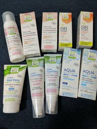 Organic Products from France