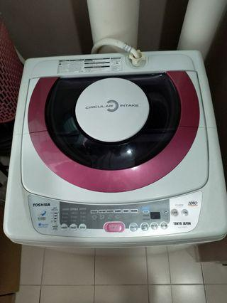 🚚 Toshiba Washing Machine