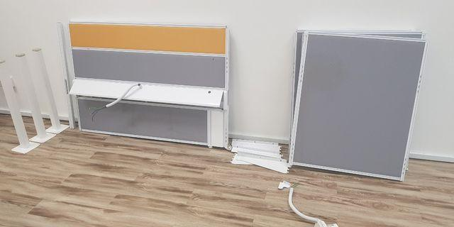 🚚 Office partition and table